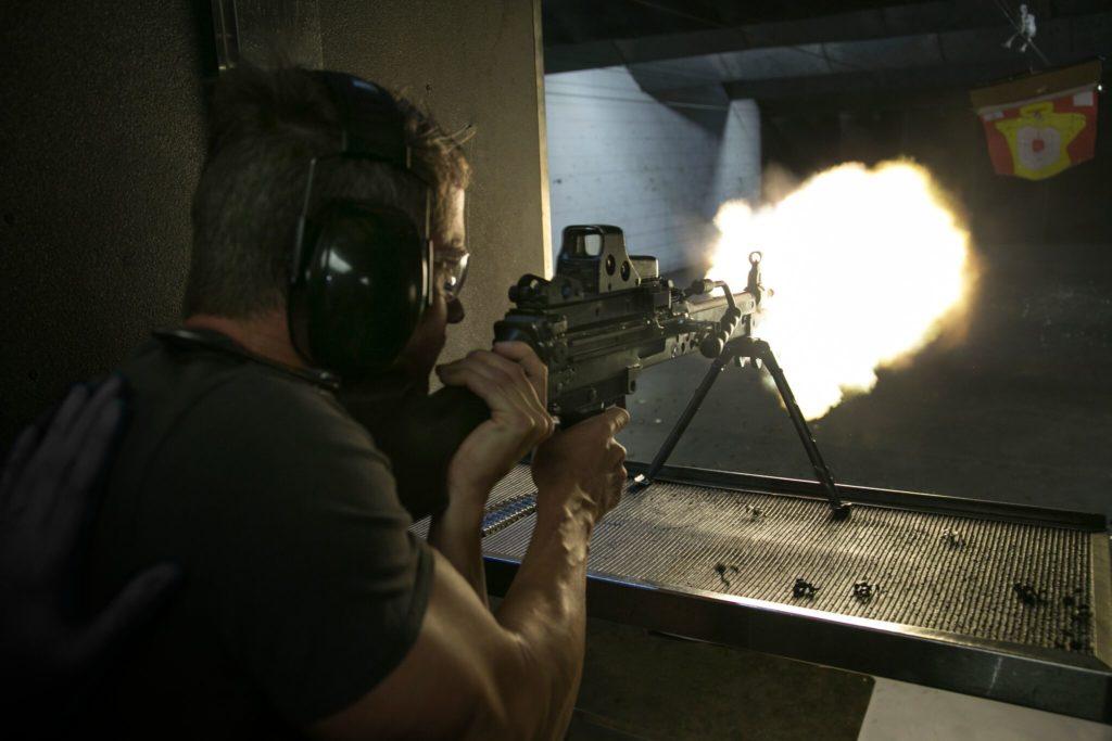 Indoor Shooting Adventure Las Vegas Outdoor Range