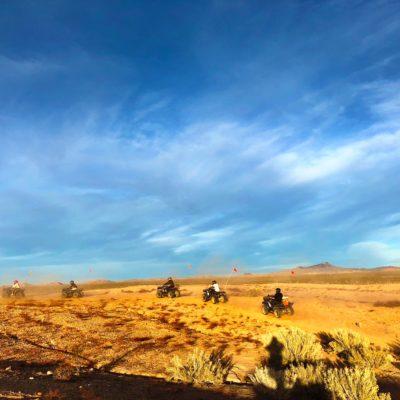 Las Vegas ATV Riding Tour