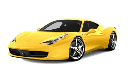 Ferrari 458 Bullets and Burgers