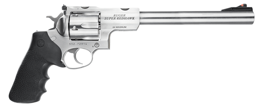 Ruger Super Redhawk Bullets and Burgers
