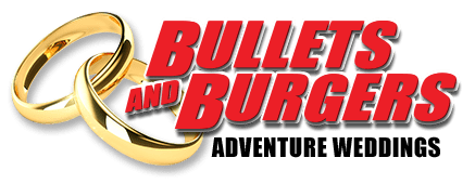 Bullets and Burgers Adventure Weddings!