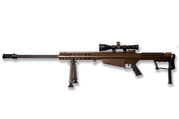 BARRETT M107A1 RIFLE