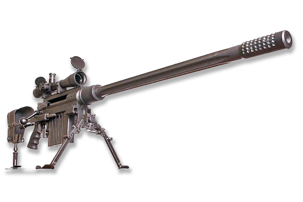 Barrett 107A1 .50 Cal Sniper Rifle