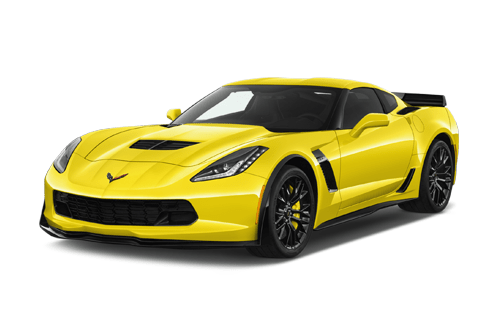CORVETTE C7 Z06 Bullets and Burgers