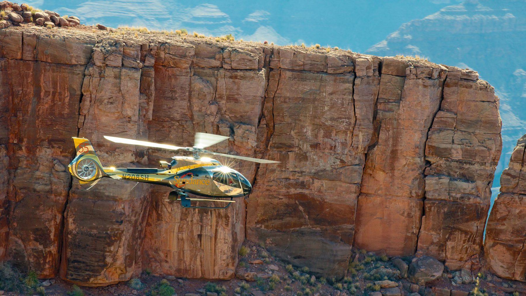 Las Vegas Grand Canyon Helicopter Tour