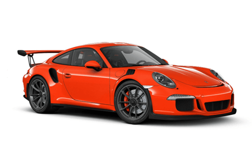 PORSCHE 991 GT3 RS Bullets and Burgers