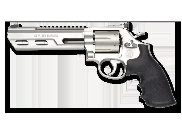 SW 357 Revolver
