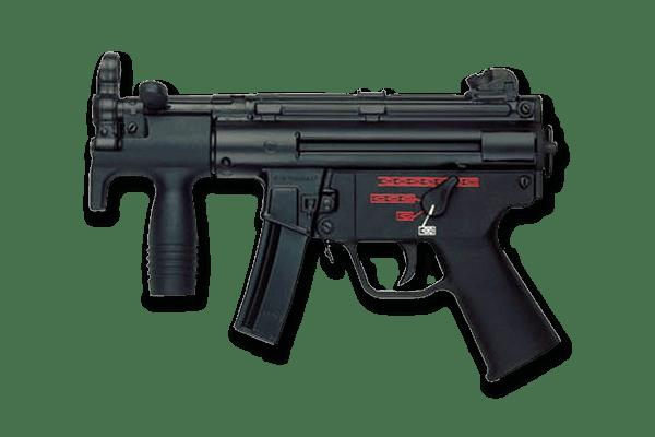 HK MP-5K