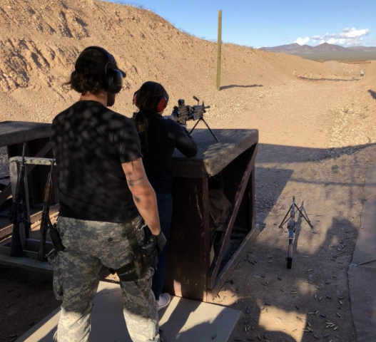 Las Vegas Outdoor Shooting Range