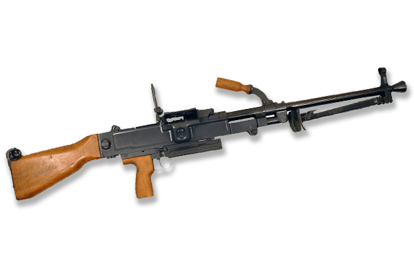 UK vz.59 machine gun