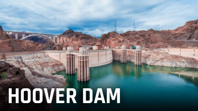 Jeep tour Hoover Dam