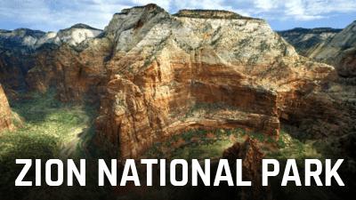 Jeep tour Zion National Park