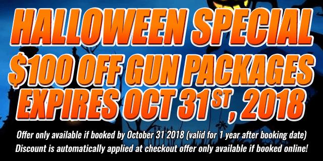 Halloween Special: Expires Oct. 31